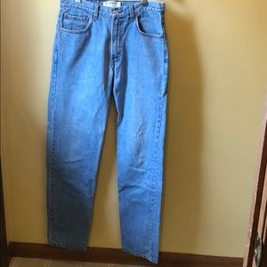 Men's 550 Levi's jeans size W34 x L36